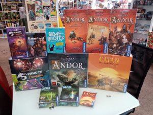 Games, Toys & more Legenden Von Andor kooperative Kennerspiele Linz