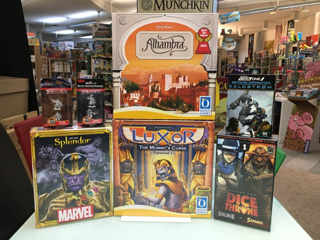 Games, Toys & more Splendor Marvel Brettspiele Linz