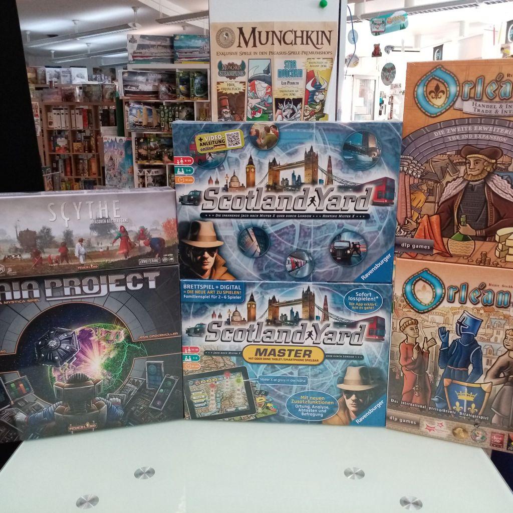 Games, Toys & more Scotland Yard Spieleklassiker Linz