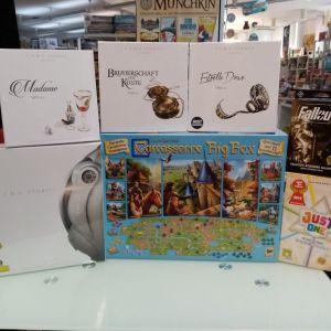 Games, Toys & more Fallout Erweiterung Atomare Allianz Brettspiele Linz