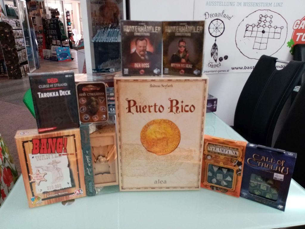 Games, Toys & more Puerto Rico Neuauflage Alea Spiele Linz