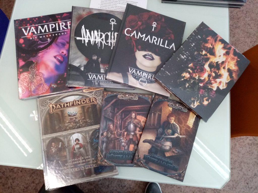 Games, Toys & more Vampire V5 deutsch Pen & Paper Linz