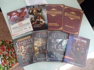 Games, Toys & more Lost Omen Legends Pathfinder 2.0 RPG Linz