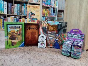 Games, Toys & more Tiny Towns Furtune Erweiterung DE Familienspiele Linz