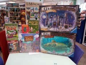 Games, Toys & more Exit Adventkalender Ravensburger Linz