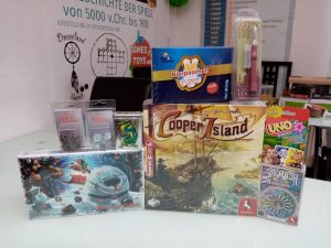 Games, Toys & more Dice Advent Calender Rollenspiele Linz