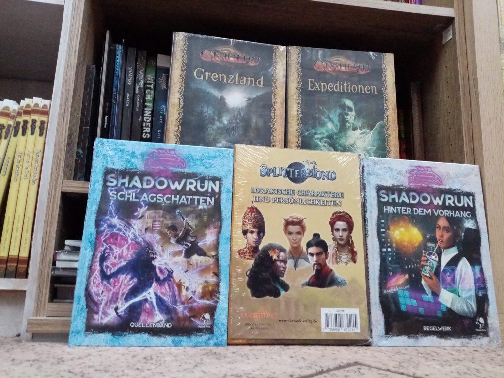 Games, Toys & more Shadowrun Cthulhu Neuheiten Rollenspiel Linz
