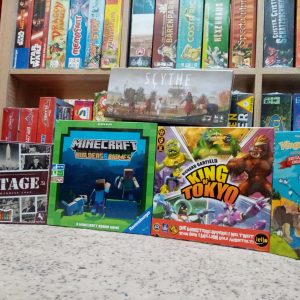 Games, Toys & more Kingdomino Erweiterung Familienspiele Pegasus Linz