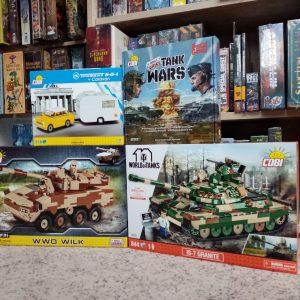 Games, Toys & more Cobi Tank Wars Tabletop Linz