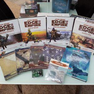 Games, Toys & more Star Wars Edge of Empires RPG Rolenspiel Linz