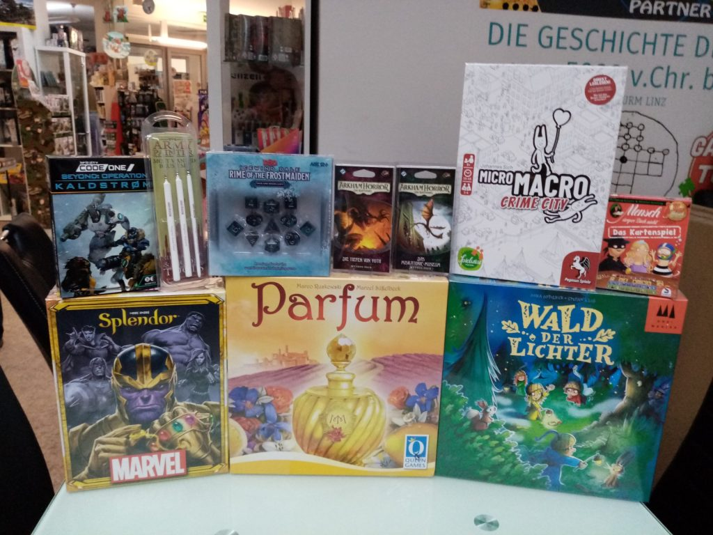 Games, Toys & more MicroMacro Suchspiel Linz