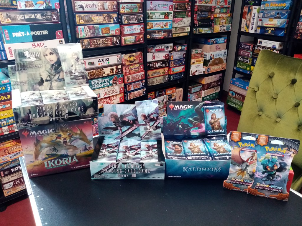 Games, Toys & more Final Fantasy Trading Card Game Linz