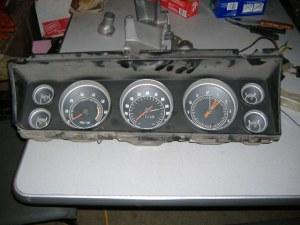 1967 Impala SS427 Tach dash
