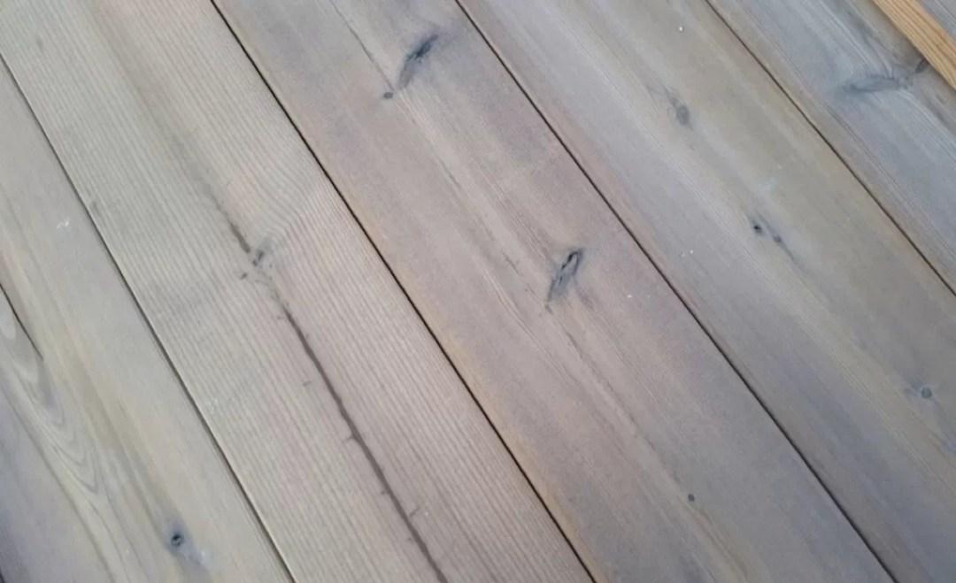 Thermisch grenenhout