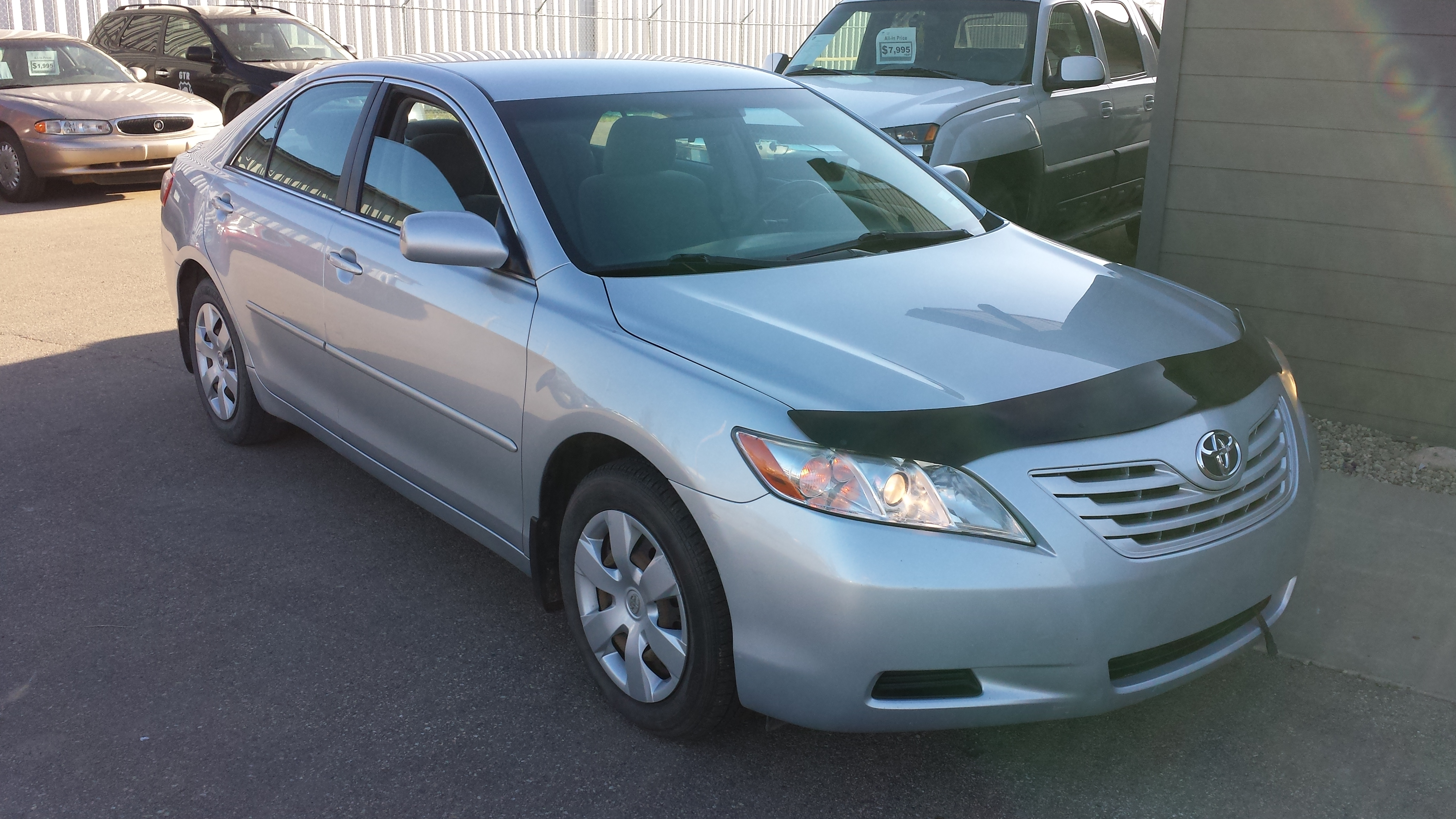 Silver Se Toyota Camry 2010