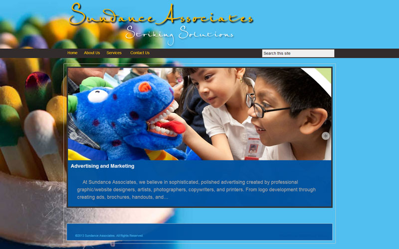 sundance-associates-website-development