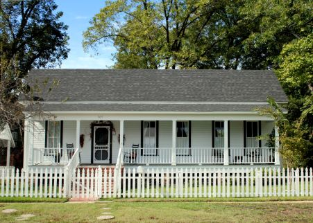 Miss Sadie's House (Faviell-McAdoo House) 505 South Line Street