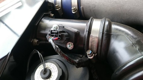 Nissan GT-R Air Flow Meter