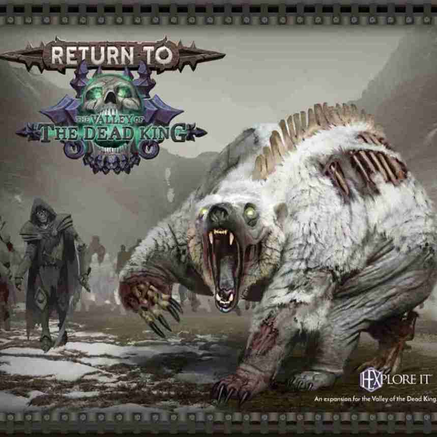 Image result for hexplore it valley of the dead king