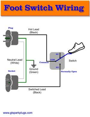 DIY Foot Switch | GTSparkplugs