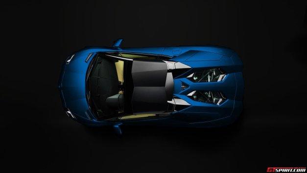 2013 Lamborghini Aventador Roadster Colors Photo 19