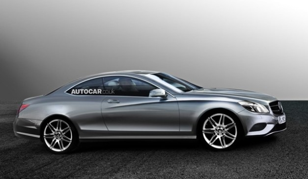New Coupé in Mercedes-Benz S-Class Line-Up