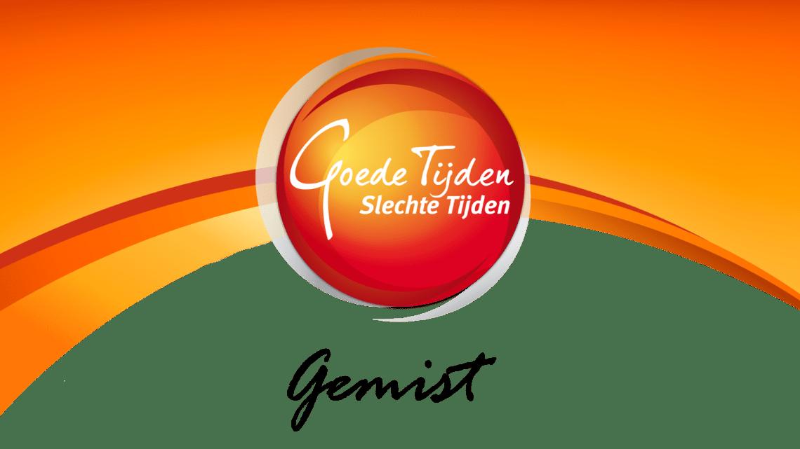 GTST Gemist maandag 8 oktober 2018