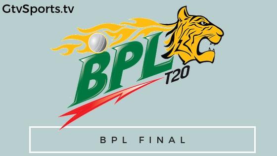 BPL final