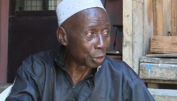 Former Black Stars player turns street beggar to survive