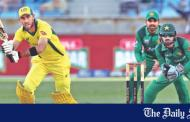 Maxwell leads AUS to fourth win
