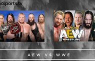 AEW VS WWE