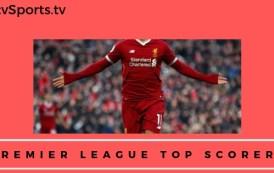 Premier League Top Scorers