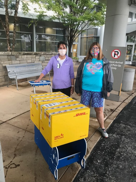 Mercy Hospital St. Louis Delivery