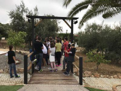 Excursion medioambiental en Málaga