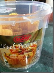Malaysian Singaporean Chinese Food -Kueh Pie Tee