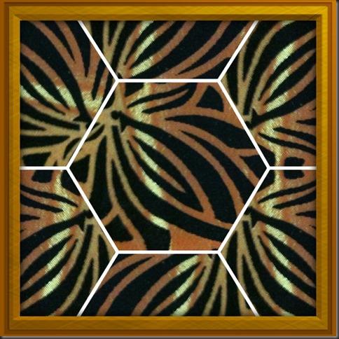 Tiger Stripes?