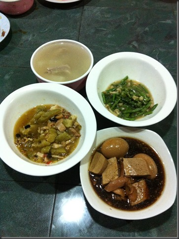 What I cooked today (家常便饭系列)- 4-7-2013