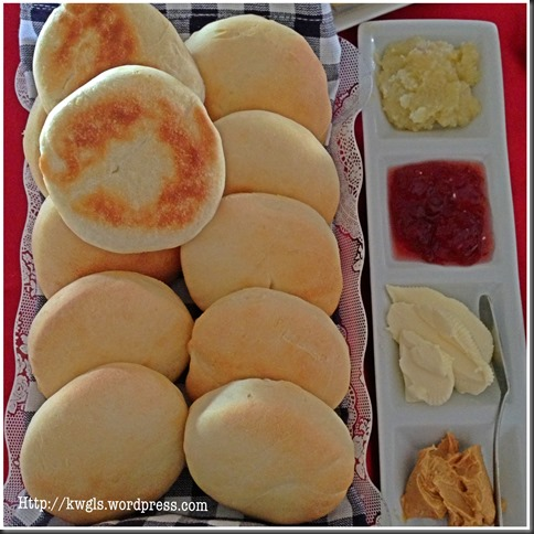 Traditional English Muffins (英式松饼)