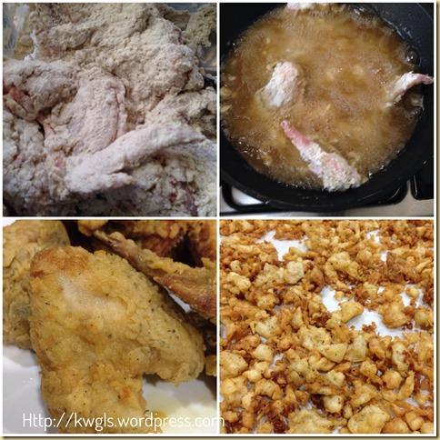 KFC Copycat Fried Chicken (KFC 炸鸡)