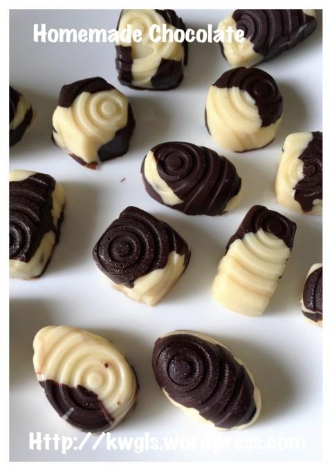 """Homemade"" Macadamia Chocolates Are Definitely A Presentable Gift.."