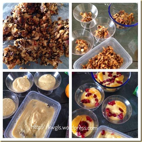 Christmas Puddings Alternative–Christmas Trifles