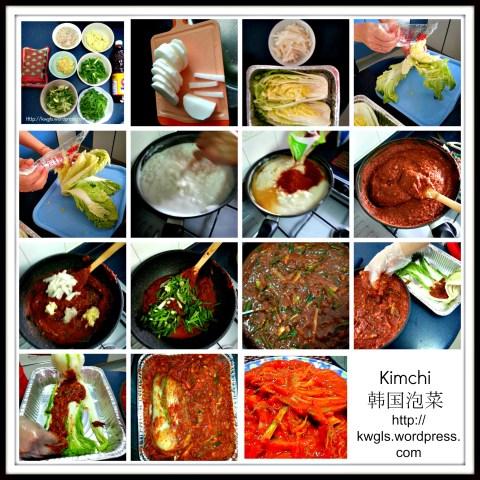 My Wife Is Not A Korean, But She Likes To Prepare This –Korean Kimchee