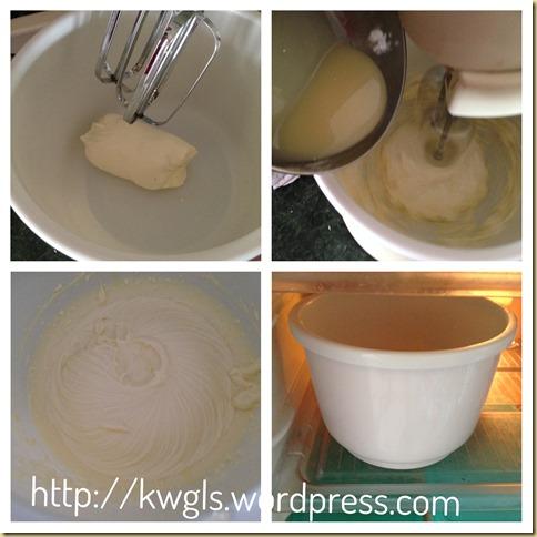Cranberry Cream Cheese Bread (蔓梅奶酪面包)