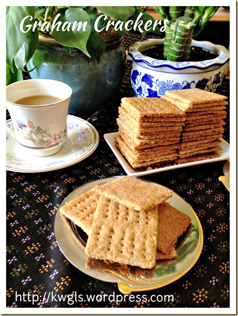 A Simple And Traditional Biscuit–Graham Biscuit (全麦饼干)