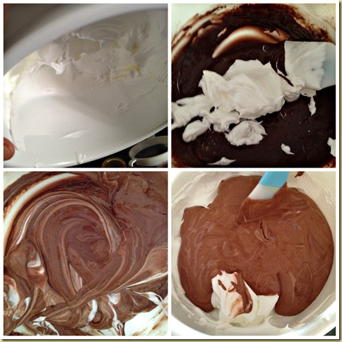Chocolate Cream Cheese Chiffon Cake (巧克力奶酪戚风蛋糕)