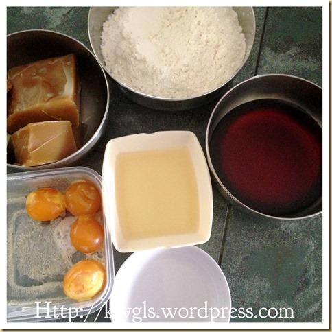 Back To Basics–Baked Traditional Mooncake (传统粤式月饼)
