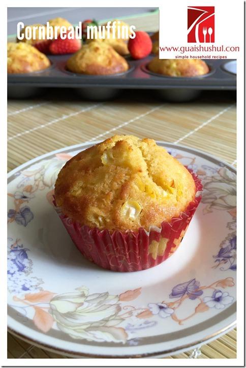 Corn Muffins (玉蜀黍/玉米马芬)