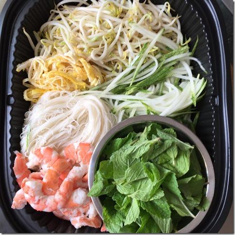 Vietnamese Spring Rolls Recipe aka Gỏi cuốn (越式春卷)
