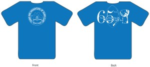 65th Anniversary Shirt for SDGCI
