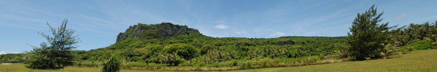 Ritidian Point Panoramic